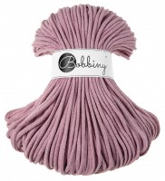 klbko Bobbiny 5 mm dusty pink