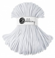 klbko Bobbiny 5 mm white