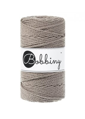 Bobbiny Macrame 3-ply 3mm Regular